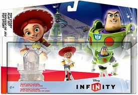 Disney Infinity Toy Story Figure 3-Pack Jessie, Buzz Lightyear & Toy Story Game