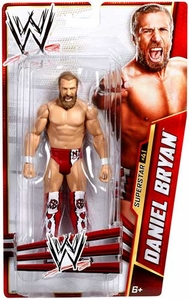 Mattel WWE Wrestling Basic Series 30 Action Figure #41 Daniel Bryan