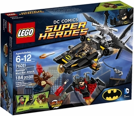 LEGO DC Comics Super Heroes Set #76011 Batman: Man-Bat Attack