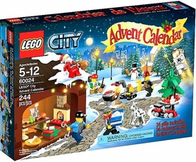 LEGO City Set #60024 2013 Advent Calendar