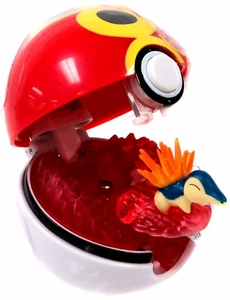 Pokemon Pop N Battle Loose Poke Ball Cyndaquil