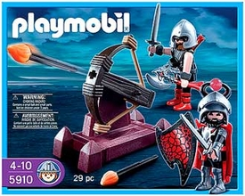 Playmobil Knights Set #5910 Knights & Ballista