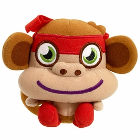 Moshi Monsters Moshlings Mini Plush Figure Chop Chop [Includes Online Item Code!]