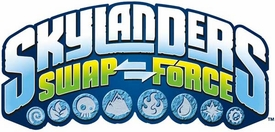Skylanders SWAP FORCE Mega Bloks Buildable Figure #95324 Rattle Shake Pre-Order ships March