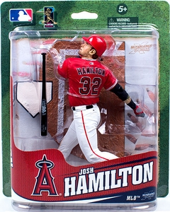 McFarlane Toys MLB Sports Picks Exclusive Action Figure Josh Hamilton (Los Angeles Angels) BLOWOUT SALE!