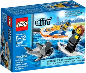 LEGO City Set #60011 Surfer Rescue