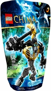 LEGO Legends of Chima Set #70202 Chi Gorzan
