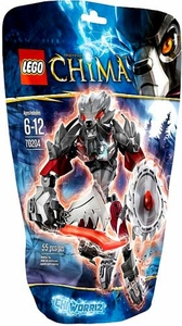 LEGO Legends of Chima Set #70204 Chi Worriz