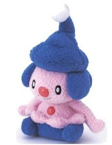 Pokemon DP Japanese Banpresto 5 Inch Plush Figure Mr. Mime Jr.