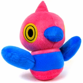 Pokemon Japanese Banpresto 5 Inch Plush Figure Porygon