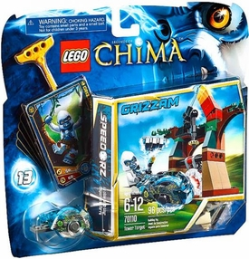 LEGO Legends of Chima Set #70110 Tower Target New!