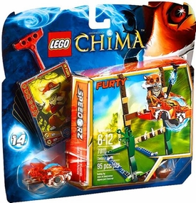 LEGO Legends of Chima Set #70111 Swamp Jump New!