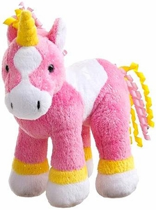 Webkinz Plush Swirly Curl Unicorn