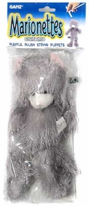 Ganz Marionettes Grey Cat