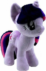 4th Dimension My Little Pony Friendship is Magic 10.5 Inch Plush Twilight Sparkle
