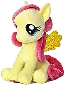 Aurora My Little Pony Friendship is Magic LARGE 10 Inch Plush Fluttershy [Sitting] New!