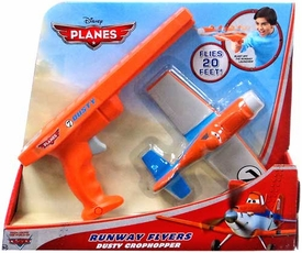 Disney Planes Runway Flyers Dusty Crophopper