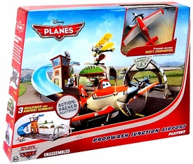Disney / Pixar PLANES Propwash Junction Airport Playset