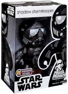 Star Wars Mighty Muggs Previews Exclusive Figure Shadow Stormtrooper
