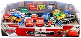 Disney / Pixar CARS Movie Exclusive 1:48 Die Cast Car 16 Pack Gift Set