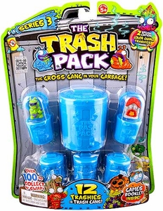 Trash Pack Series 3 Trashies 12-Pack