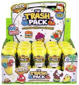 Trash Packs Series 5 Mini Figure Box [20 Packs] Pre-Order ships March