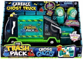 Trash Packs Mystery Series Exclusive Gross Ghosts Garbage Ghost Truck