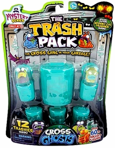 Trash Packs Mystery Series Gross Ghosts Mini Figure 12-Pack  [Random Figures]