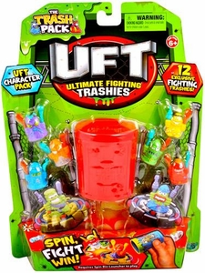 Trash Packs UFT Ultimate Fighting Trashies Mini Figure 12-Pack [Random Figures]