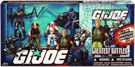 GI Joe Hasbro 25th Anniversary Greatest Battles DVD Pack
