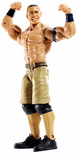 Mattel WWE Wrestling Basic Series 34 Action Figure #61 John Cena