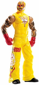 Mattel WWE Wrestling Basic Series 34 Action Figure #63 Rey Mysterio