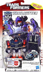 Transformers Generations Deluxe Action Figure Trailcutter [IDW Version]