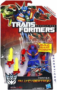 Transformers Generations Deluxe Action Figure Vortex [Fall of Cybertron]