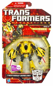 Transformers Generations Deluxe Action Figure Cybertronian Bumblebee