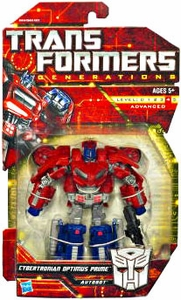 Transformers Generations Deluxe Action Figure Cybertronian Optimus Prime