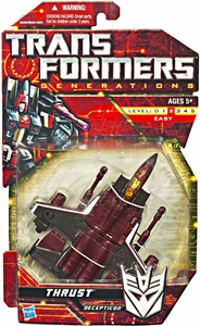 Transformers Generations Deluxe Action Figure Thrust
