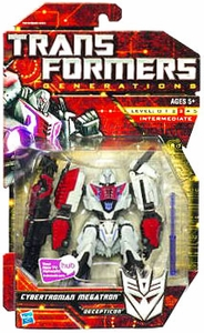 Transformers Generations Deluxe Action Figure Cybertronian Megatron
