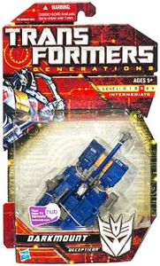 Transformers Generations Deluxe Action Figure Darkmount