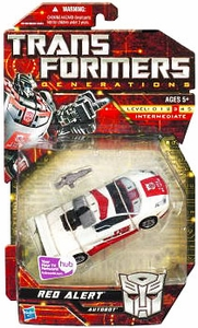 Transformers Generations Deluxe Action Figure Red Alert