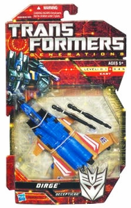 Transformers Generations Deluxe Action Figure Dirge