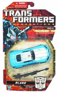 Transformers Generations Deluxe Action Figure Blurr