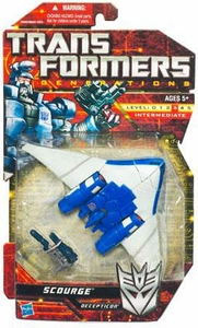 Transformers Generations Deluxe Action Figure Scourge