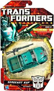 Transformers Generations Deluxe Action Figure Sergeant Kup