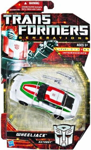 Transformers Generations Deluxe Action Figure Wheeljack
