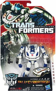 Transformers Generations Deluxe Action Figure Autobot Jazz [Fall of Cybertron]