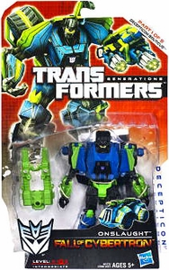Transformers Generations Deluxe Action Figure Onslaught [Fall of Cybertron]