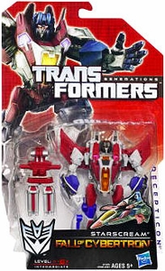 Transformers Generations Deluxe Action Figure Starscream