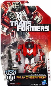 Transformers Generations Deluxe Action Figure Sideswipe