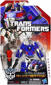 Transformers Generations Deluxe Action Figure Ultra Magnus